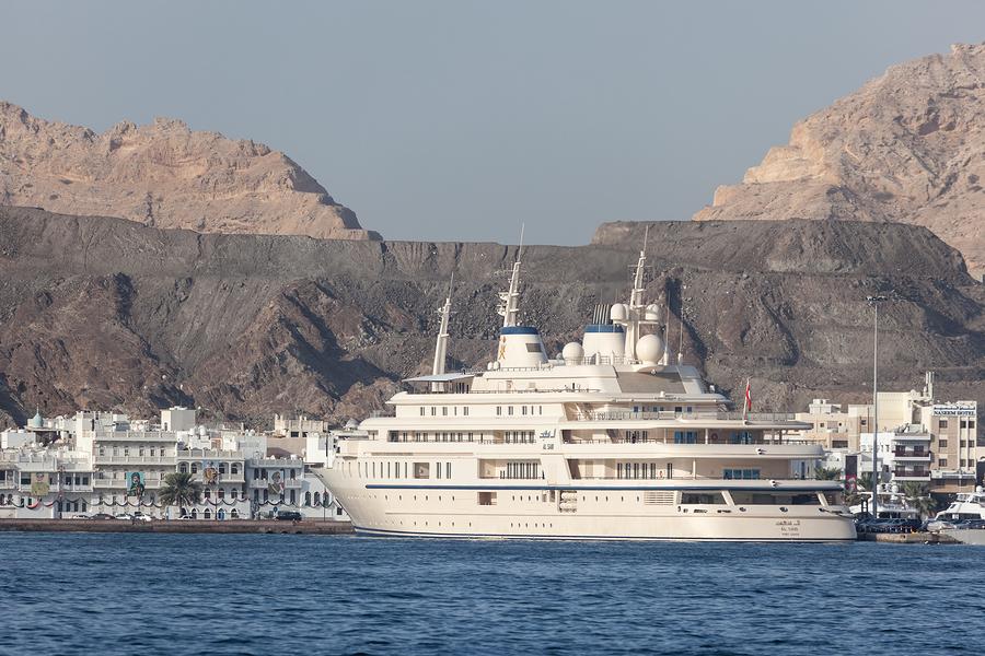 Al Said Mega Yacht