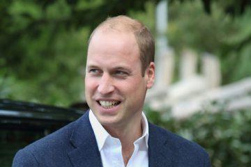 Das Einkommen von Prinz William