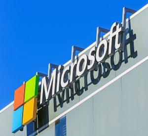 Vermögen von Microsoft