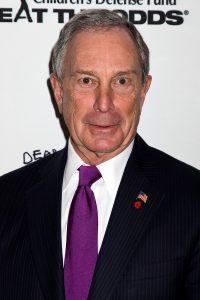 Einkommen von Michael Bloomberg