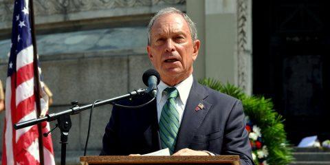 Das Vermögen von Michael Bloomberg