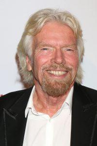 Das Einkommen von Richard Branson