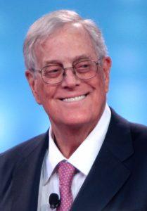 David Koch Vermögen