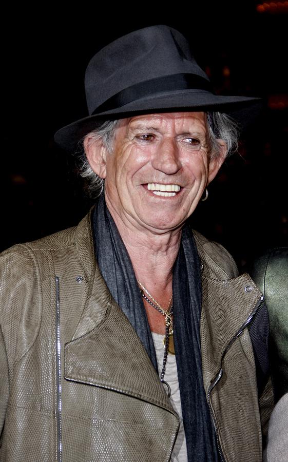 Keith Richards: Das Vermögen des Musikers 2020