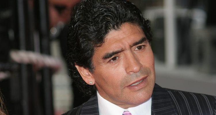 Vermögen von Diego Maradona