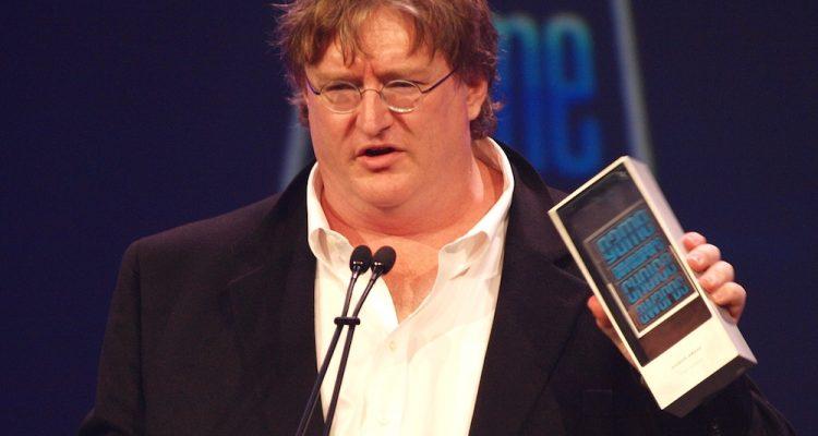 Vermögen von Gabe Newell