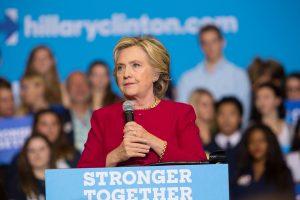 Einkommen von Hillary Clinton
