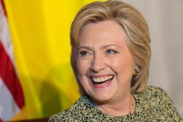 Vermögen von Hillary Clinton