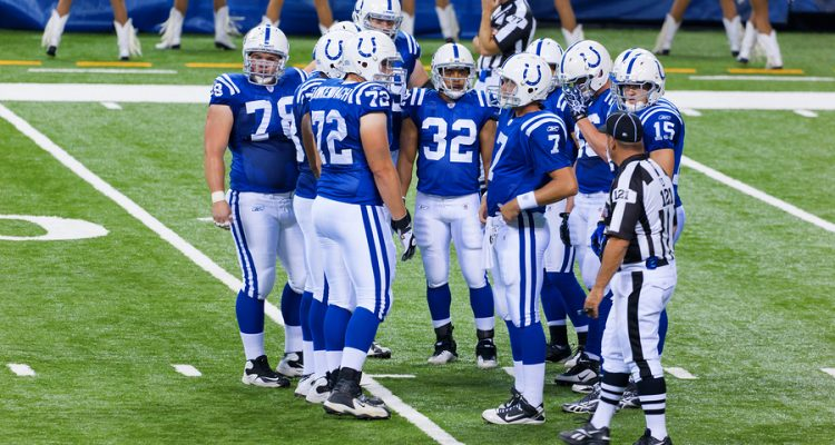 Indianapolis Colts Gehälter
