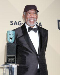 Verdienst von Morgan Freeman