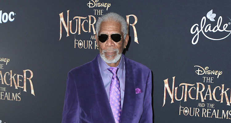 Vermögen von Morgan Freeman