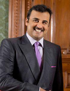 Vermögen von Tamim bin Hamad Al Thani