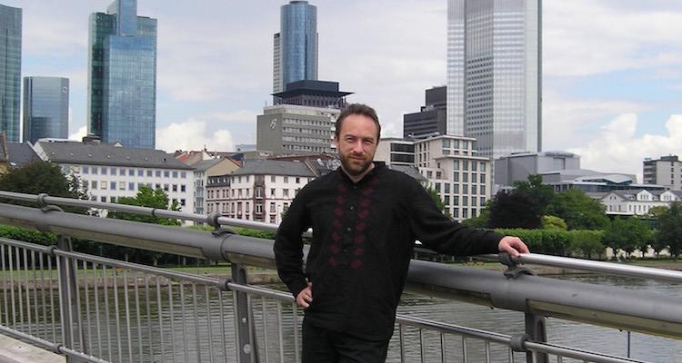 Vermögen von Jimmy Wales