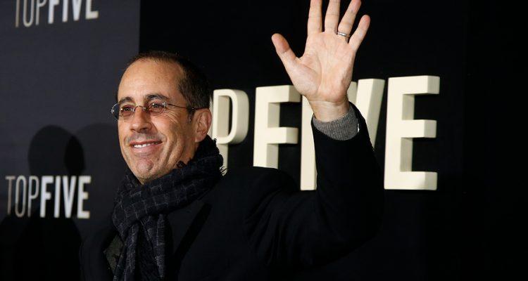 Vermögen von Jerry Seinfeld