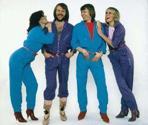 Einkommen von ABBA