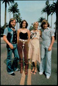Gagen von ABBA