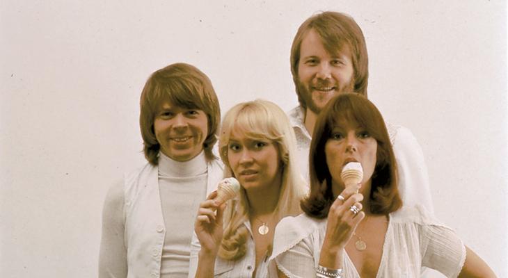 Vermögen von ABBA