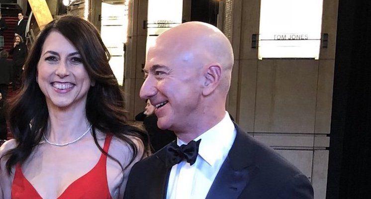 Vermögen von MacKenzie Bezos