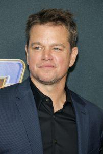 Einkommen von Matt Damon