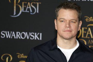 Vermögen von Matt Damon