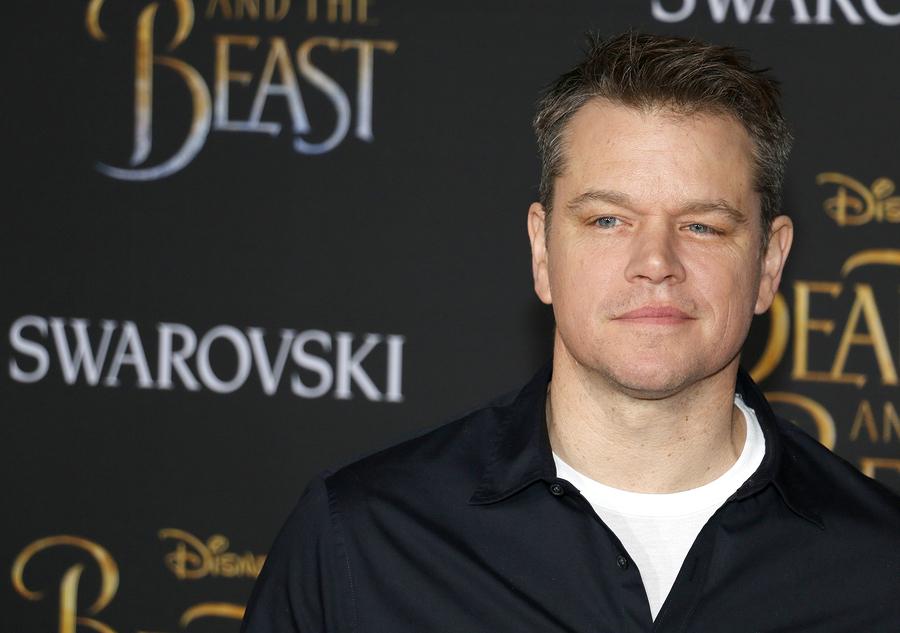 Matt Damon Vermögen