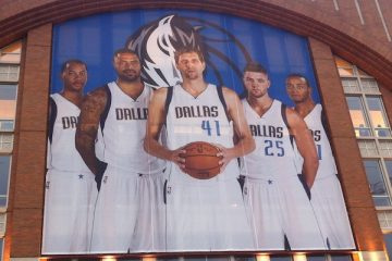 Dallas Mavericks Gehälter