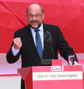 Einkommen von Martin Schulz