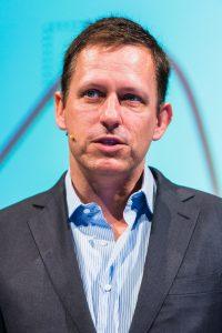 Verdienst von Peter Thiel