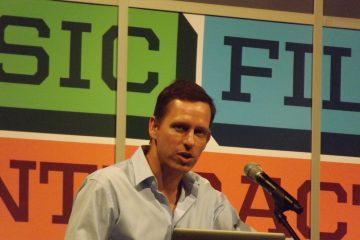 Vermögen von Peter Thiel
