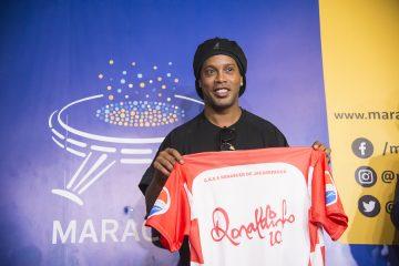 Vermögen von Ronaldinho