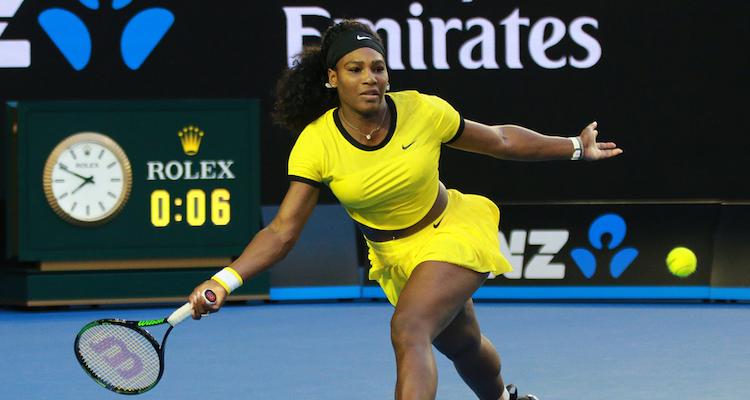 Einkommen von Serena Williams