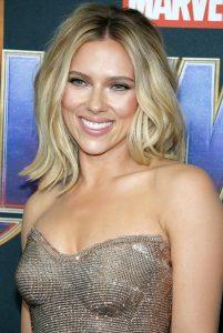 Einkommen von Scarlett Johansson