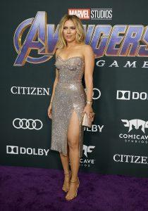 Verdienst von Scarlett Johansson