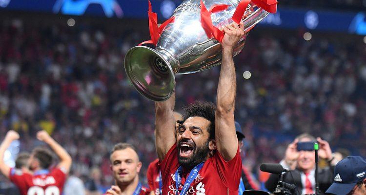 Gehalt von Mohamed Salah