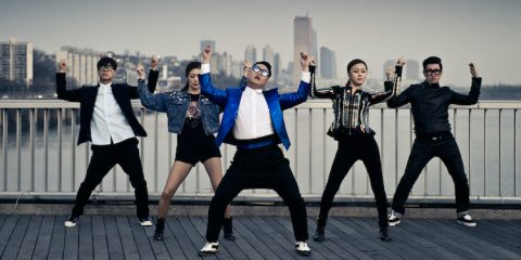 Vermögen von Psy