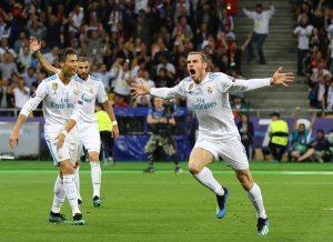 Gehalt von Gareth Bale