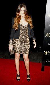 Einkommen von Khloé Kardashian