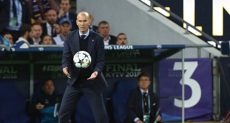 Gehalt von Zinédine Zidane
