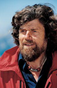 Einkommen von Reinhold Messner