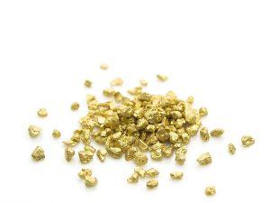 Vermögen durch Gold
