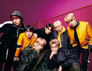 Verdienst der Band BTS