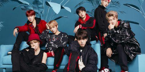 Vermögen der Band BTS