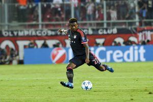 David Alaba Gehalt Bayern München