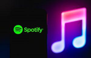 Verdienst mit Spotify