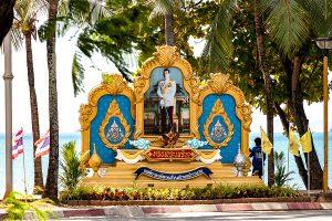 Einkommen des Königs von Thailand
