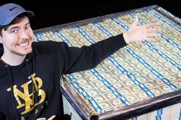 Vermögen von MrBeast