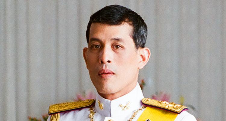 Vermögen des Thai Königs